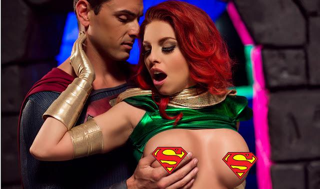 Porno Superman 45